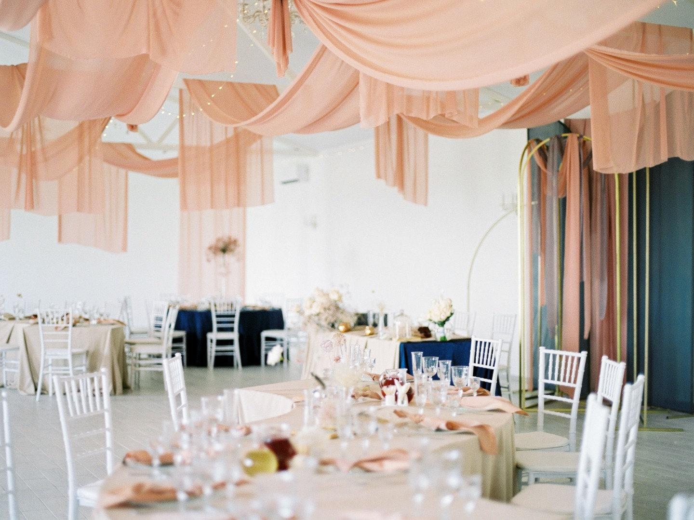 Самый светлый день: нежная и романтичная свадьба