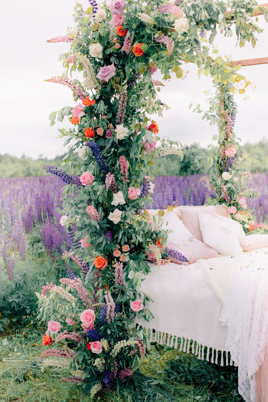 Сон в летнюю ночь: стилизованная фотосессия