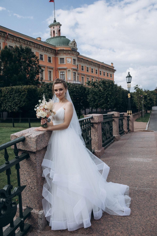 Свадьба в стиле фьюжн в лофте