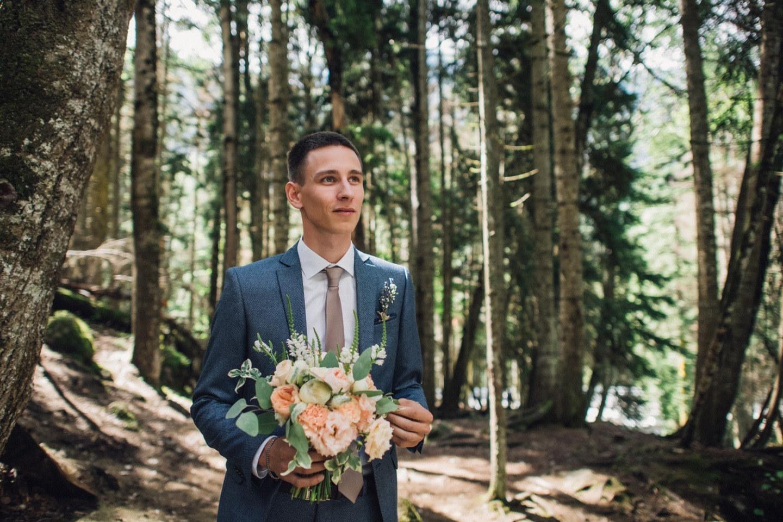 Про любовь в горах: свадьба в Домбае