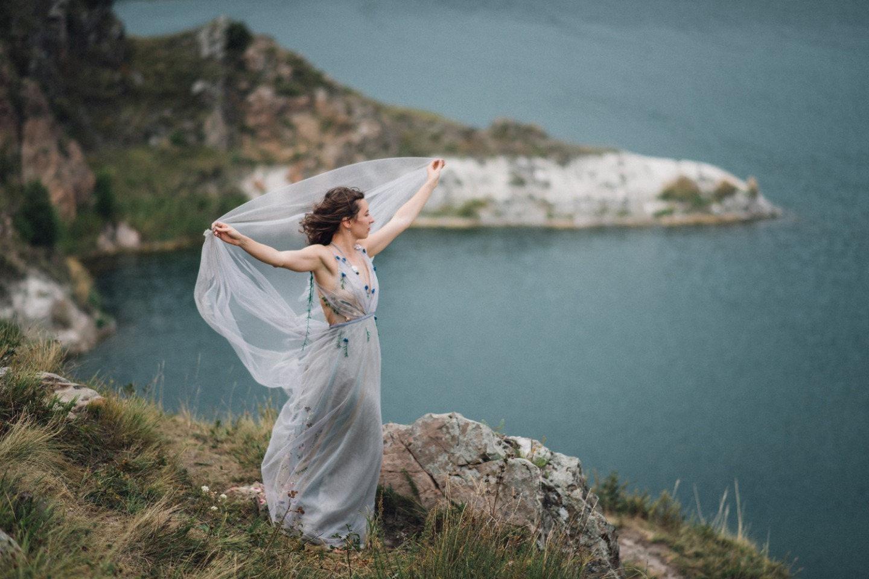 Опасная красота природы: love-story на Кавказе