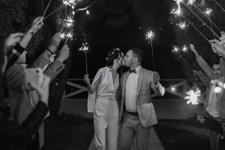 Нежность чувств: свадьба в стиле fine art