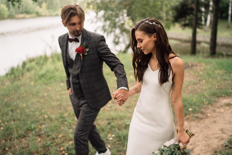 Forest Story: элегантная свадьба в лесу