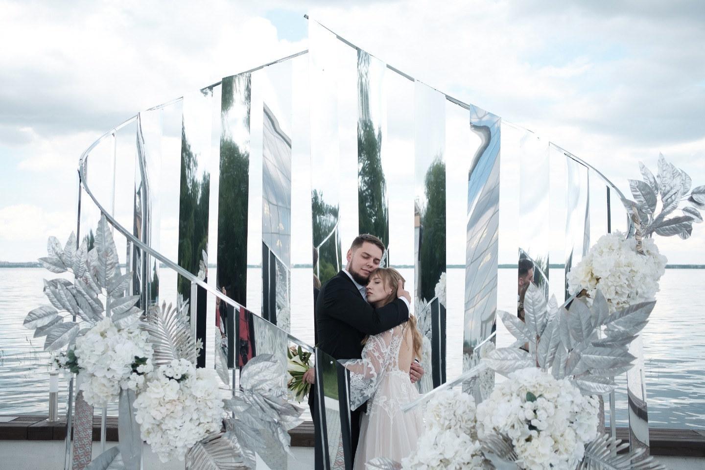 Алхимия нашей любви: концептуальная свадьба с необычным декором