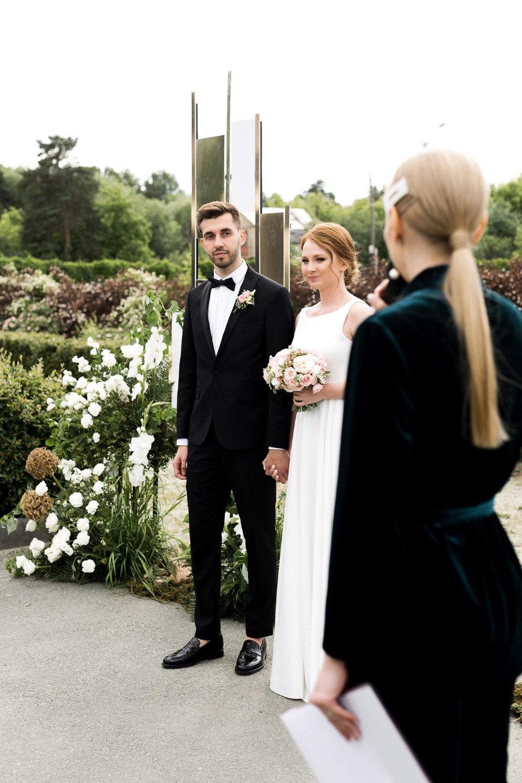 Бархат сердец: свадьба в благородном зеленом цвете