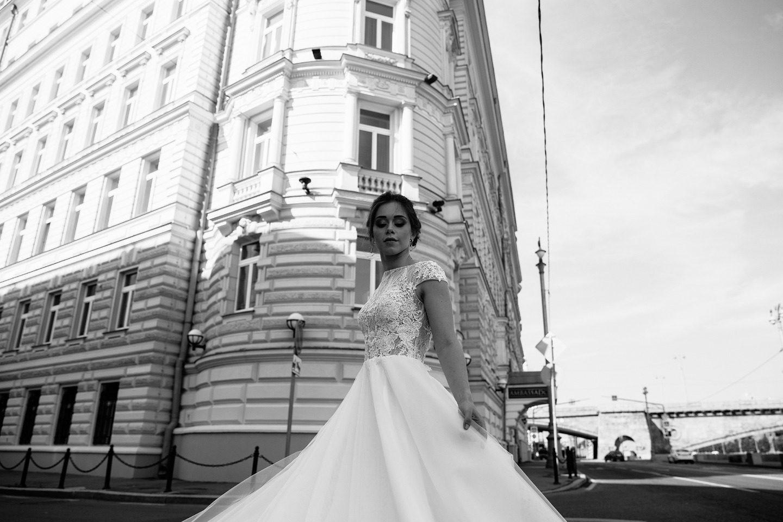 Современная свадьба в лофте