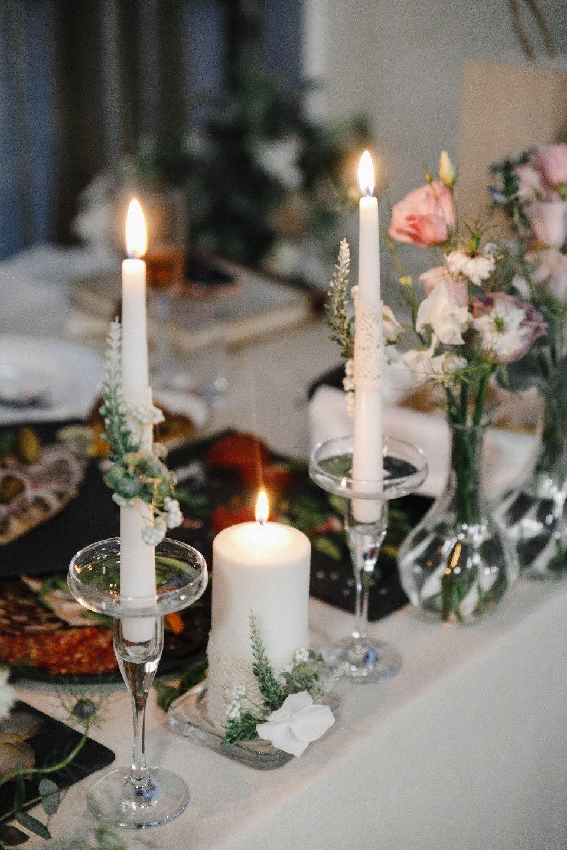 White Wedding: очарование классикой