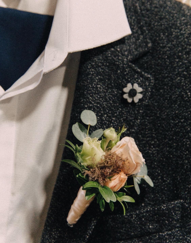 Счастье быть вместе: уютная свадьба для двоих
