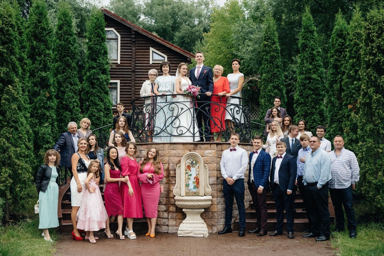 Яркие чувства: свадьба цвета фуксии