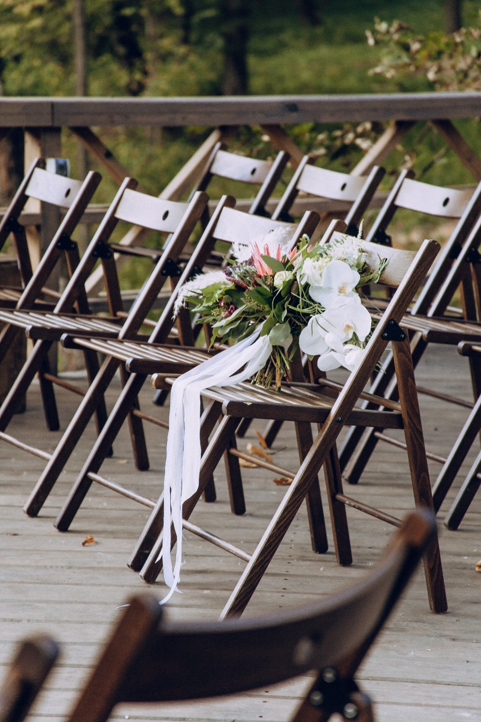 Современный «Служебный роман»: нежная эко-свадьба