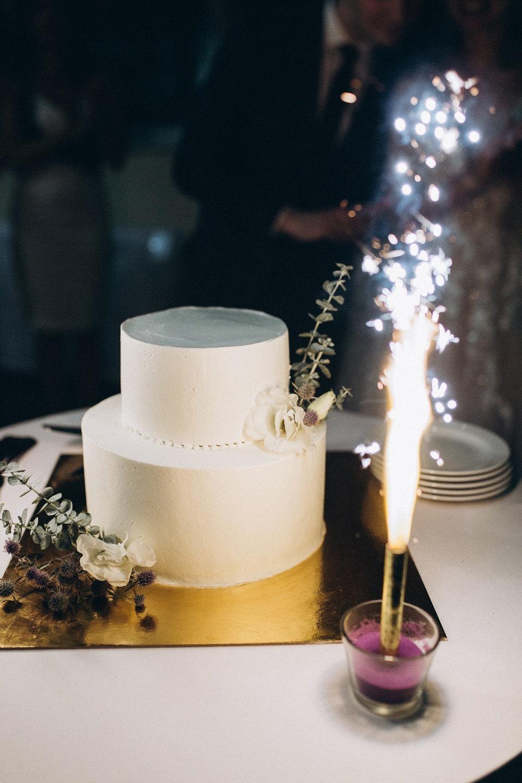 Романтика в ритме города: утонченная свадьба