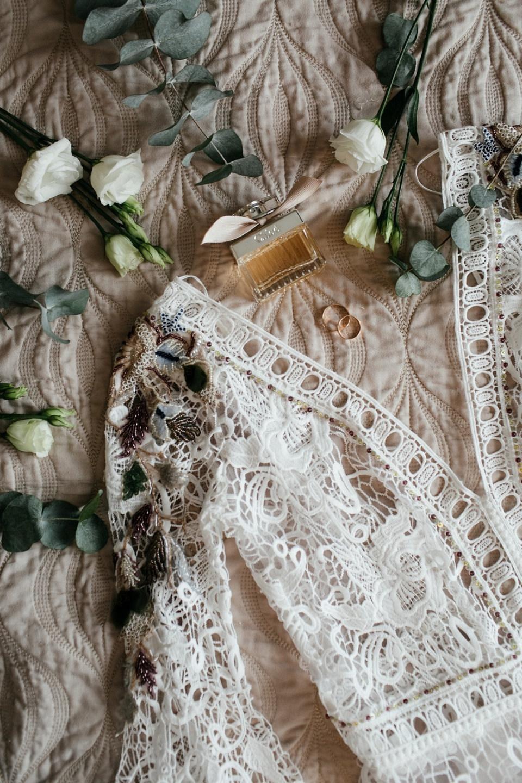 Природа, блюз и полароид — атмосферная эко-свадьба