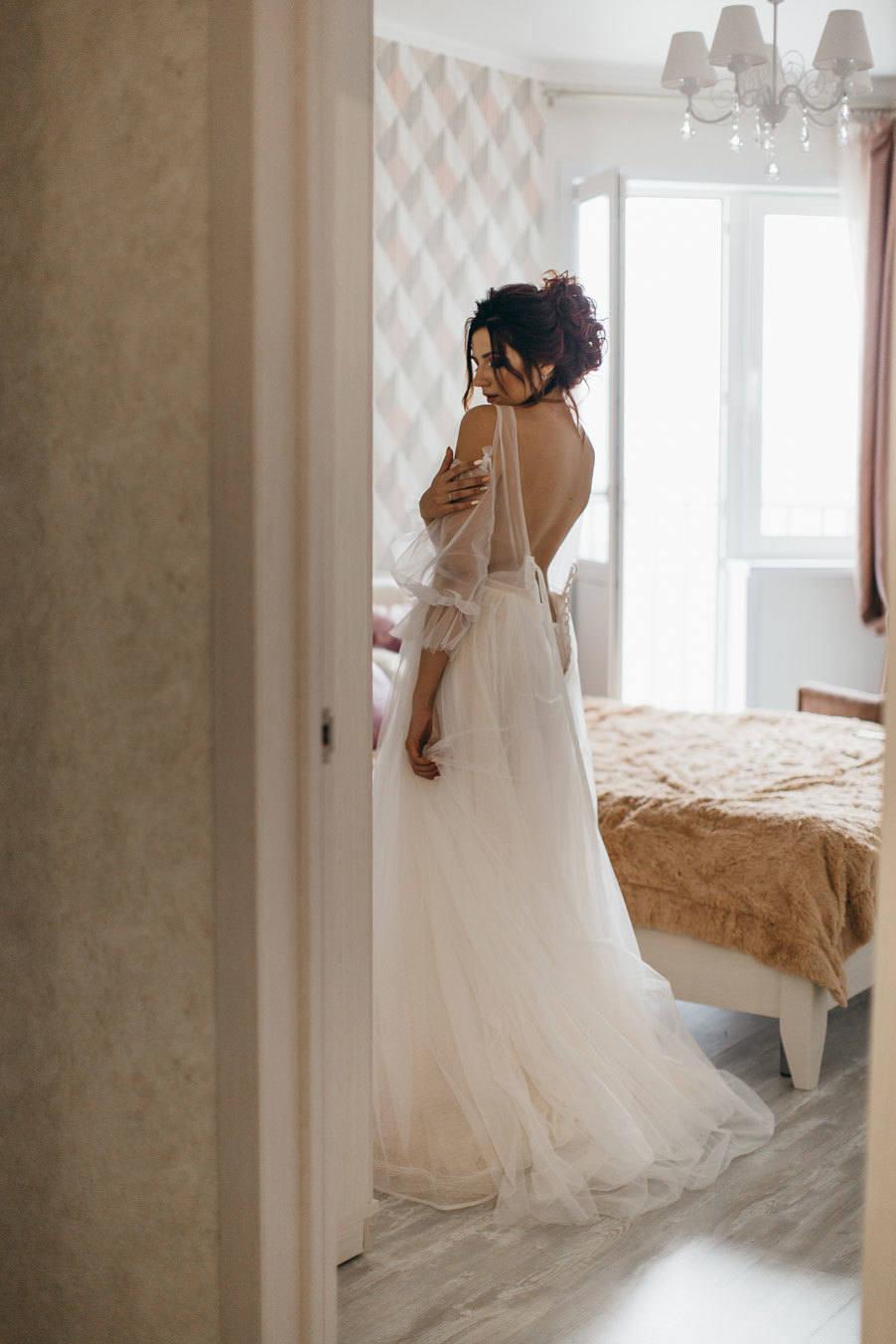 Классическая свадьба с нотками Азии