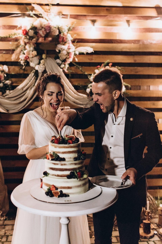 Романтическая свадьба в бежевых оттенках