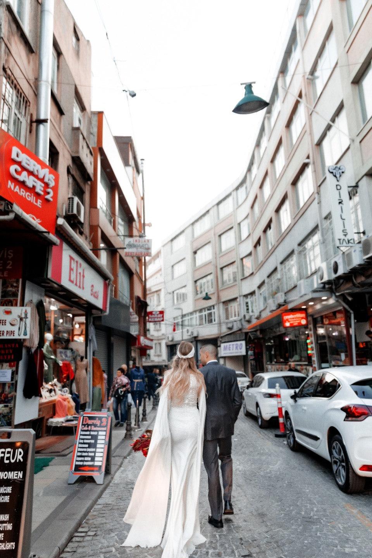 Роскошная love-story в городе контрастов