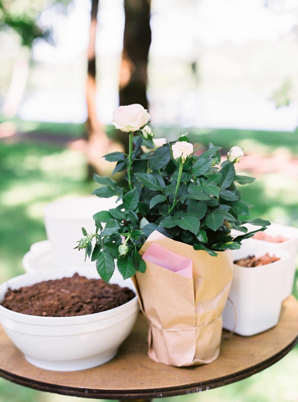 «Уютный сад»: свадьба в эко-стилистике
