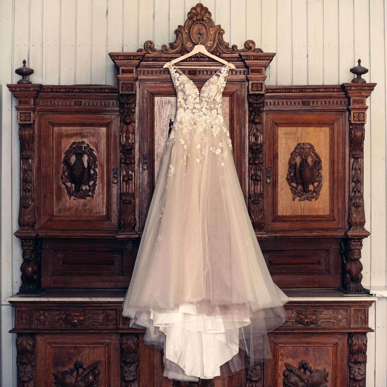 Танец любви: чувственная свадьба в стиле рустик