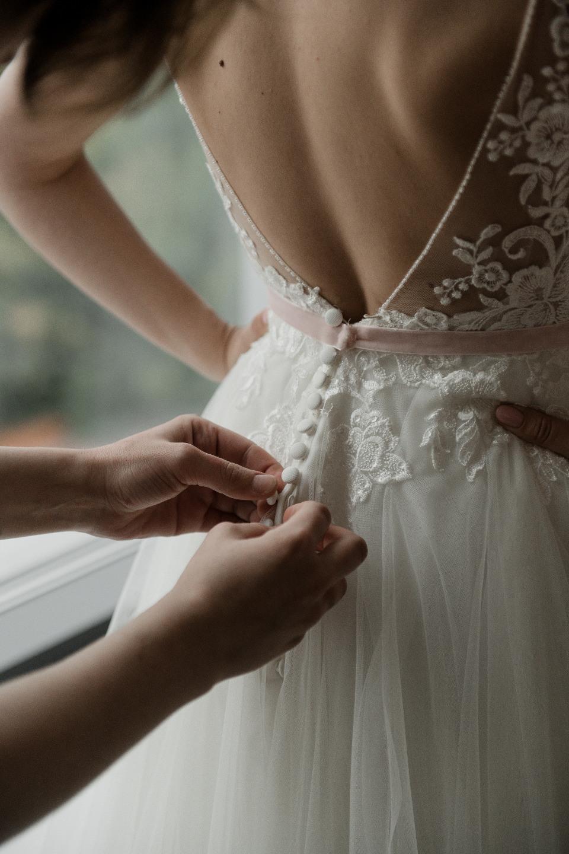«Perfect»: романтическая свадьба на природе