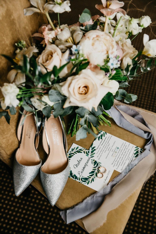 Зажигательная свадьба с романтичным настроением