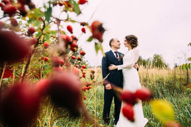 Богемная осень: яркая свадьба с согревающей атмосферой