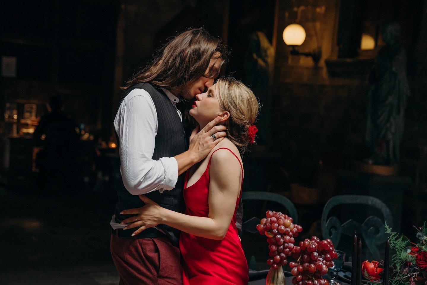 Испанская свадьба на двоих в стиле Фламенко