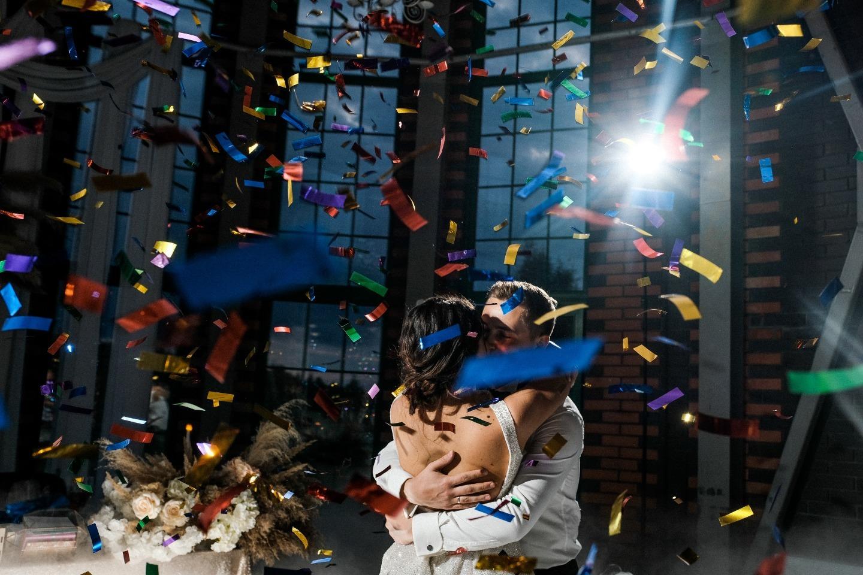 Loft Manhatten: домашняя свадьба в стиле рустик