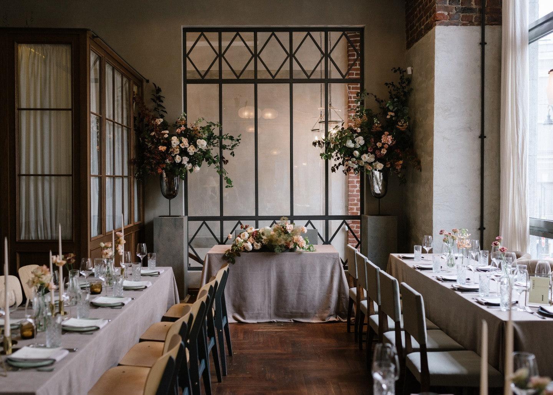 Атмосфера серого Питера и армянские акценты: особенная свадьба в ресторане
