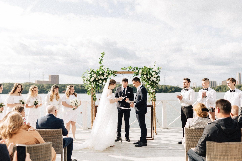Свадьба своими руками: атмосферное торжество в белой гамме