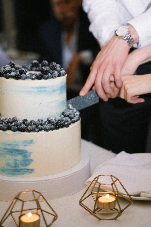 Нежная свадьба в эко-стиле с элементами геометрии
