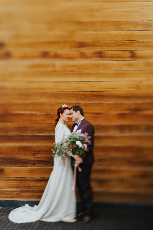 Элегантная и непринужденная свадьба в отеле