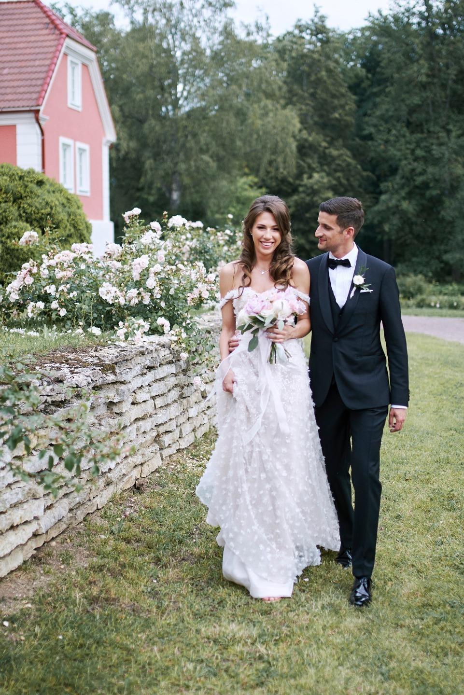 «Без границ»: атмосферная свадьба в Эстонии