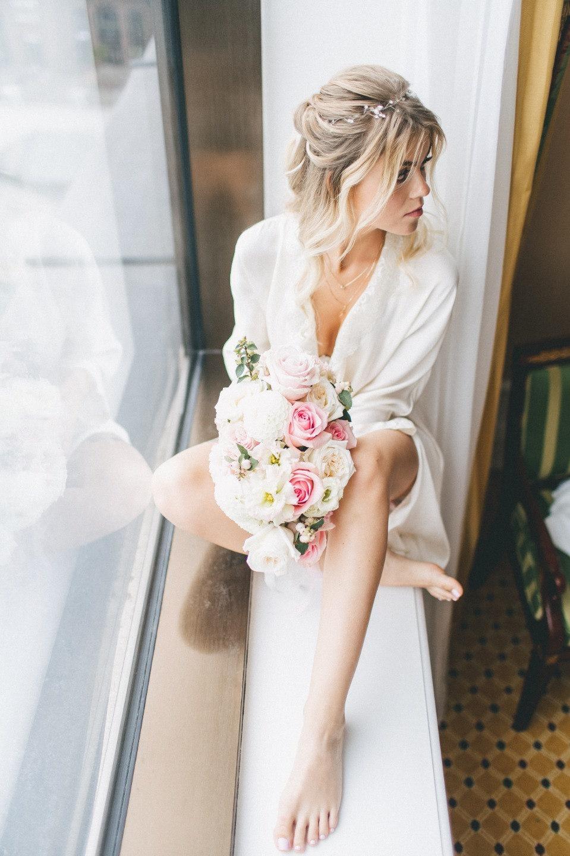 Roses: элегантная свадьба на загородной вилле
