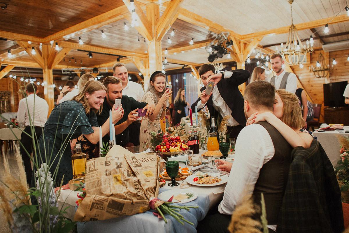 Стильная эко-вечеринка с английскими мотивами