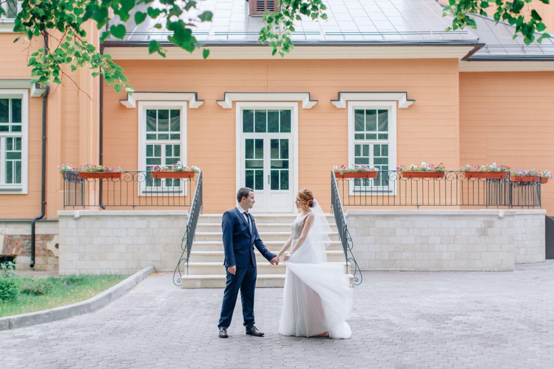 Love Forever: нежная свадьба в усадьбе