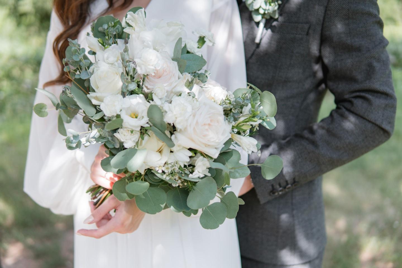 В ритме легкости: эко-свадьба с нежным настроением