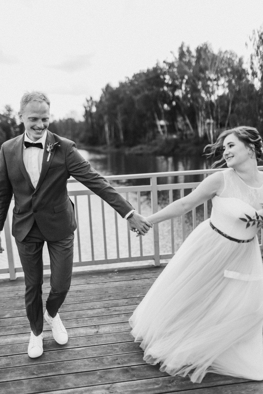 Волшебный мир Гарри Поттера: тематическая свадьба в загородном доме