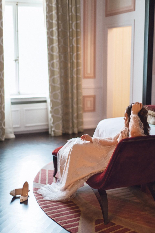 Современная love-story для двоих в президентском люксе отеля