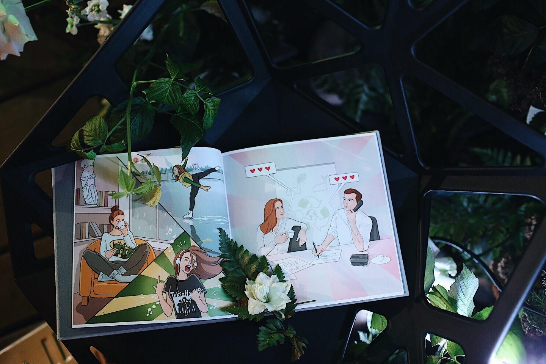 Наедине с природой: атмосферная эко-свадьба с вечерней церемонией