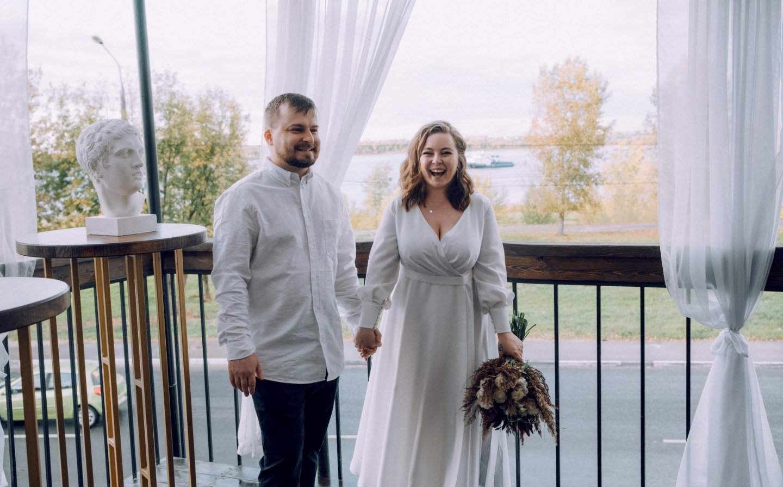 Минималистично и с душой: уютная свадьба