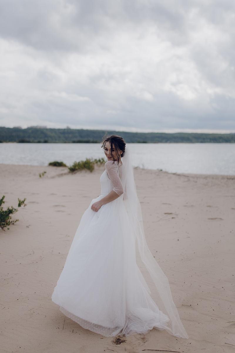 Прикосновение природы: уютная свадьба с нотками эвкалипта