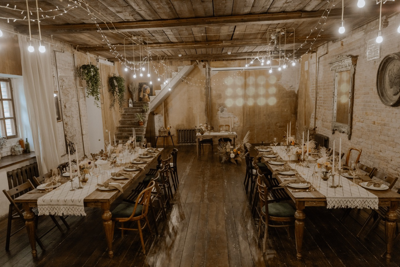 «Мой дом там, где ты»: атмосферная свадьба в усадьбе