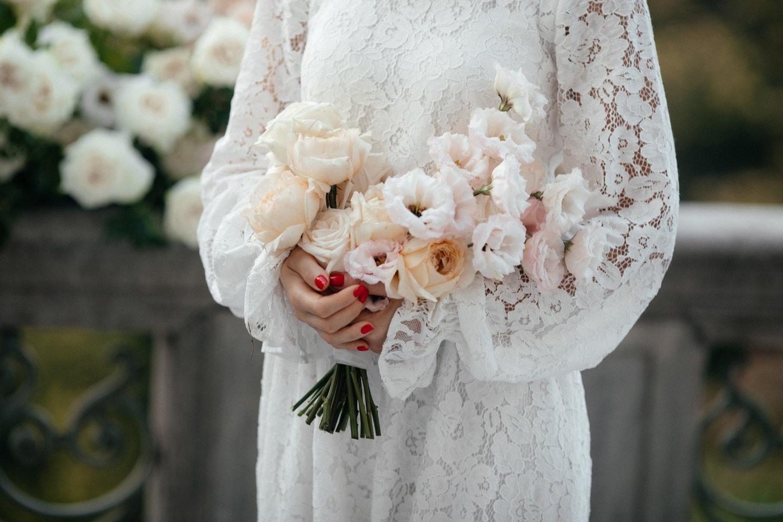 Итальянская мечта: романтичная свадьба на вилле