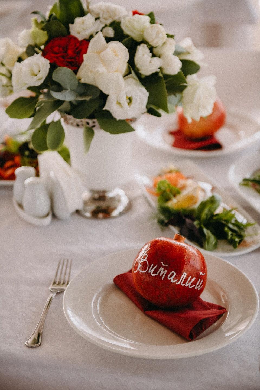 С грузинским акцентом: современная свадьба на загородном хуторе