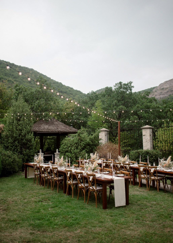 Уютная билингва-свадьба в Крыму