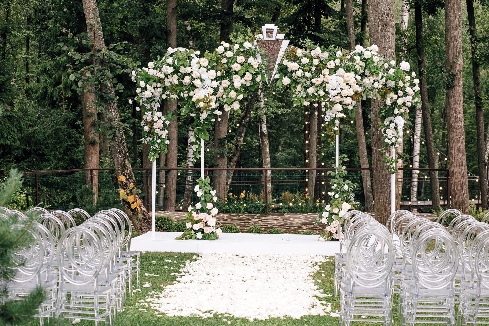 «Ромео и Джульетта»: тематическая свадьба в ресторане
