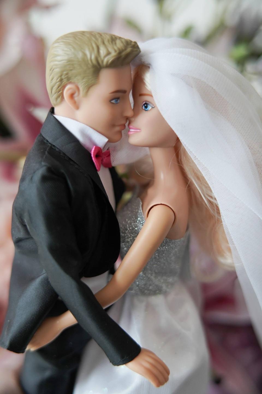 Barbie & Ken: оригинальная идея в период самоизоляции