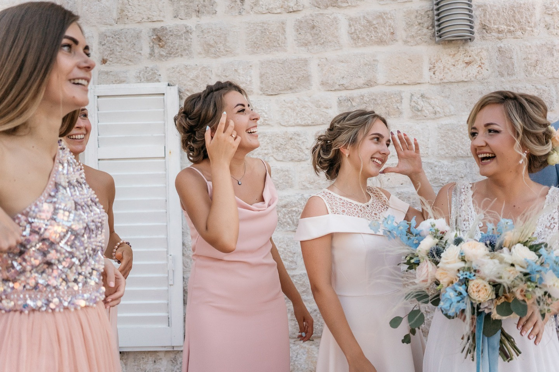 Романтическая свадьба-мечта в Черногории