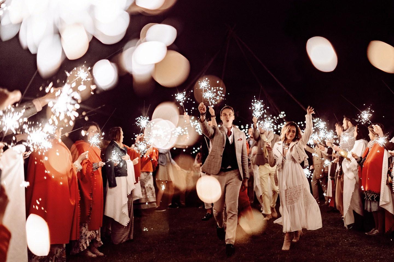 Коачелла: бохо-свадьба на свежем воздухе
