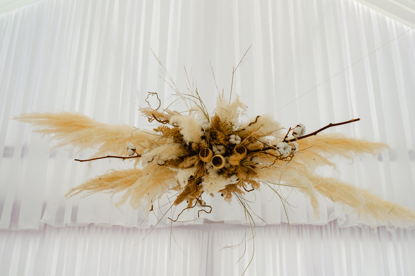 «Путешествие начинается»: тематическая свадьба в шатре