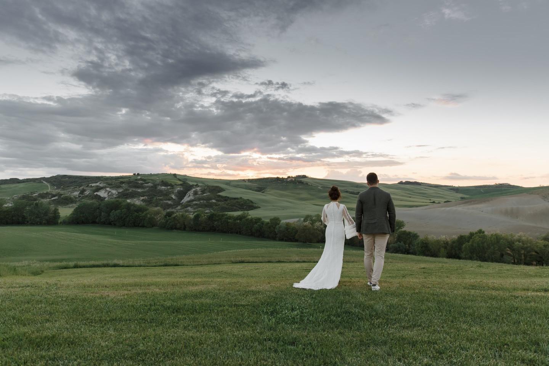 Долина солнца: стилизованная фотосессия в Италии